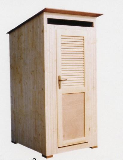 Cabina Legno