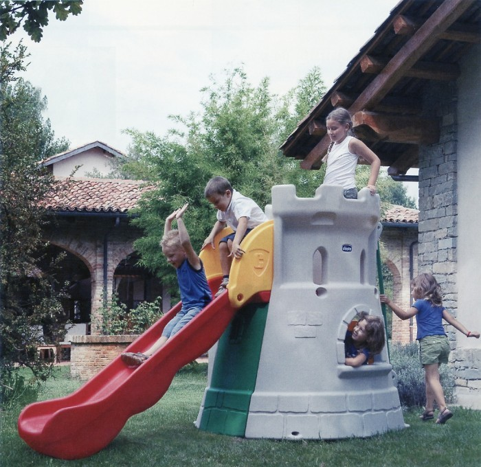 Chicco Palestra Castello