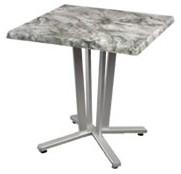 Tavolo Alluminio Fisso