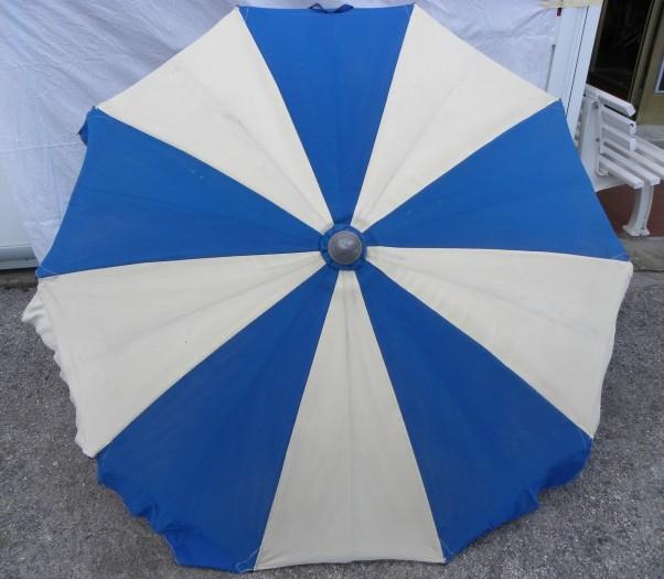 Spicchi Bianco/Blu
