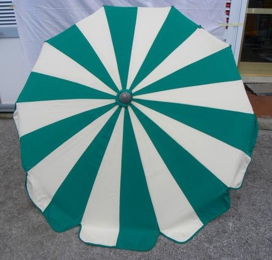 Mezzo Spicchio Bianco/Verde